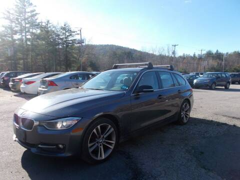 2015 BMW 3 Series for sale at Manchester Motorsports in Goffstown NH