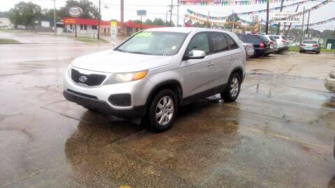 2012 Kia Sorento for sale at Best Auto Sales in Baton Rouge LA