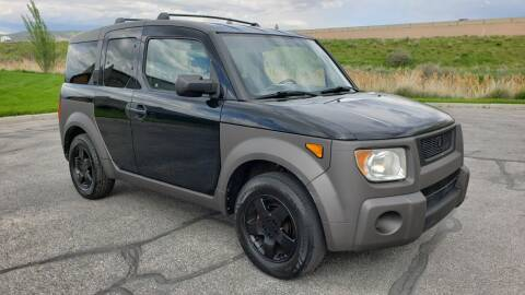 2003 Honda Element for sale at AUTOMOTIVE SOLUTIONS in Salt Lake City UT