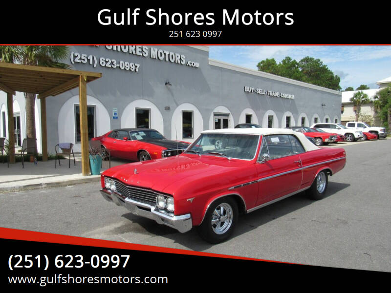 1965 Buick Skylark for sale at Gulf Shores Motors in Gulf Shores AL