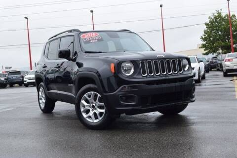 2016 Jeep Renegade for sale at Indy Motors Inc in Indianapolis IN