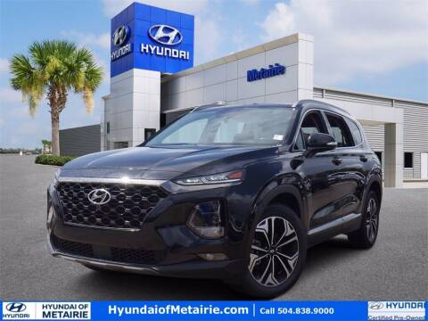 2019 Hyundai Santa Fe for sale at Metairie Preowned Superstore in Metairie LA