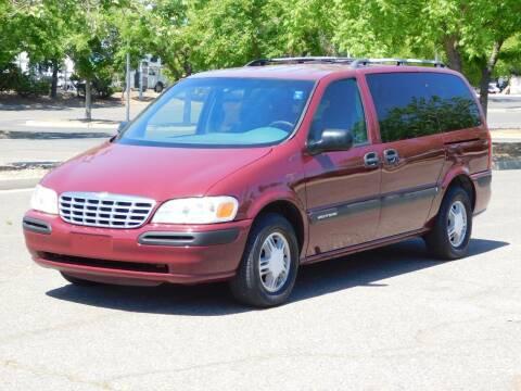 1999 Chevrolet Venture for sale at General Auto Sales Corp in Sacramento CA
