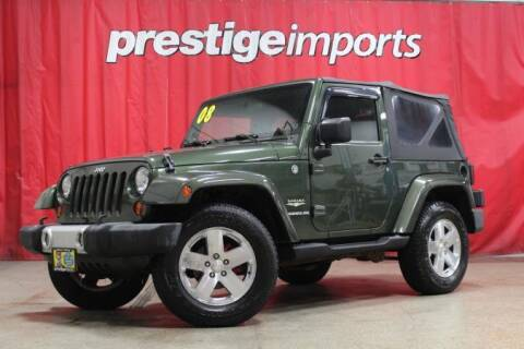 2008 Jeep Wrangler for sale at Prestige Imports in St Charles IL