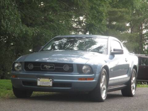 2008 Ford Mustang for sale at Loudoun Used Cars in Leesburg VA