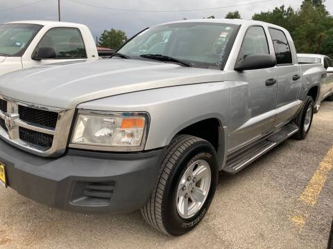 2008 Dodge Dakota for sale at Peppard Autoplex in Nacogdoches TX