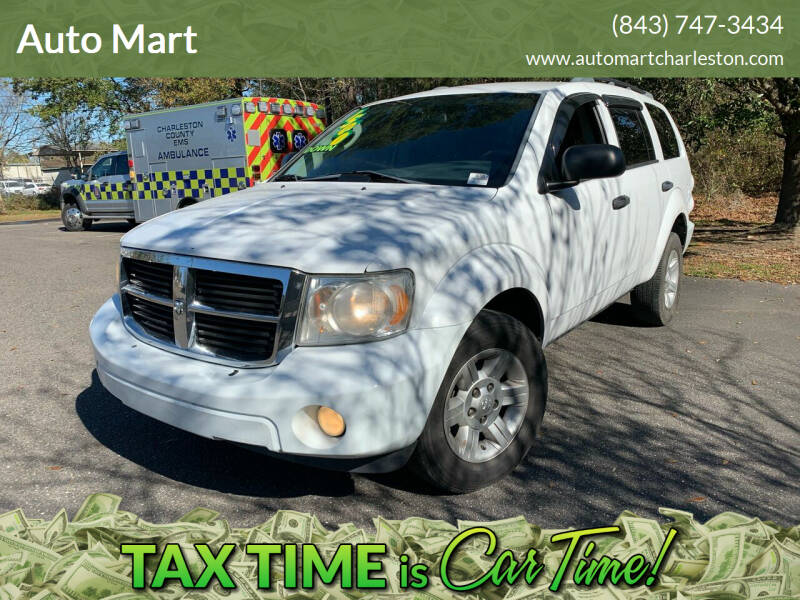 2009 Chevrolet Tahoe for sale at Auto Mart in North Charleston SC