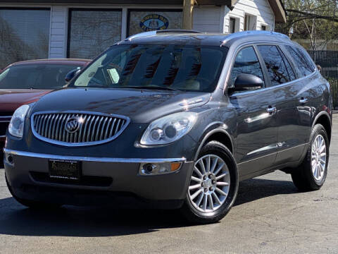 2012 Buick Enclave for sale at Kugman Motors in Saint Louis MO