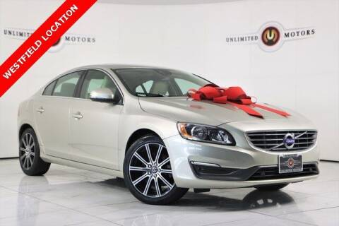 2017 Volvo S60 for sale at INDY'S UNLIMITED MOTORS - UNLIMITED MOTORS in Westfield IN