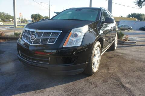 2011 Cadillac SRX for sale at Dream Machines USA in Lantana FL
