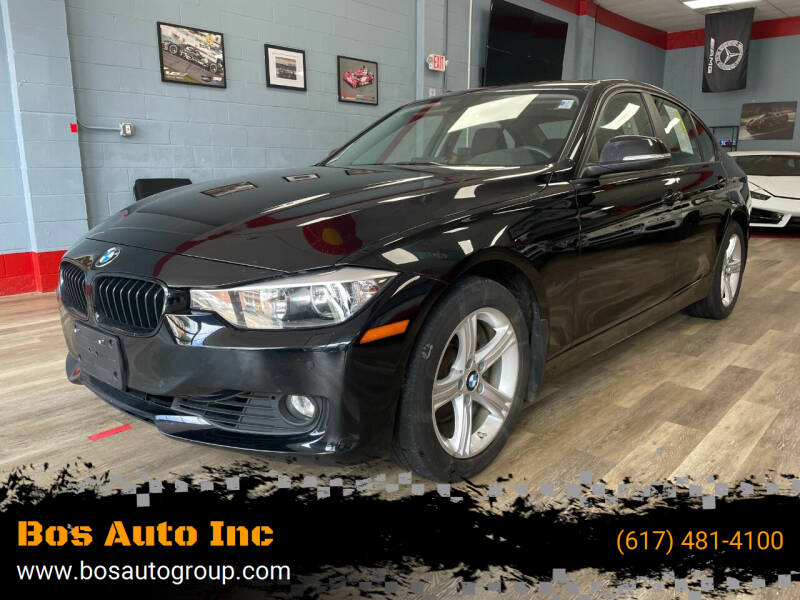 2015 BMW 3 Series for sale at Bos Auto Inc in Quincy MA