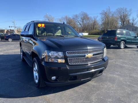 2007 Chevrolet Tahoe for sale at Kansas City Motors in Kansas City MO