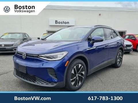 2021 Volkswagen ID.4 for sale at Boston Volkswagen in Watertown MA