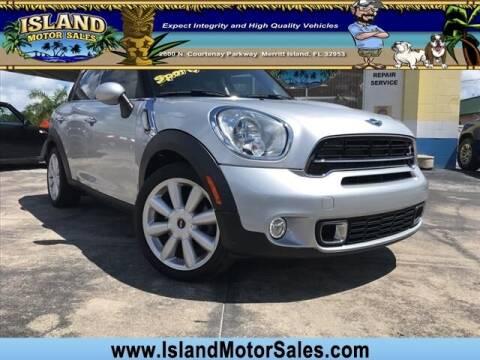 2016 MINI Countryman for sale at Island Motor Sales Inc. in Merritt Island FL