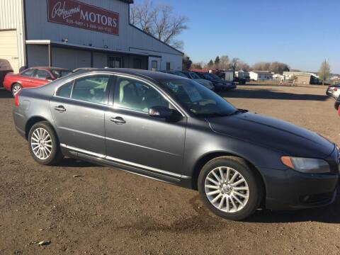 2007 Volvo S80 for sale at Ron Lowman Motors Minot in Minot ND