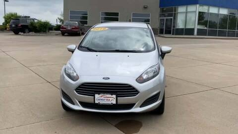 2019 Ford Fiesta for sale at Cj king of car loans/JJ's Best Auto Sales in Troy MI