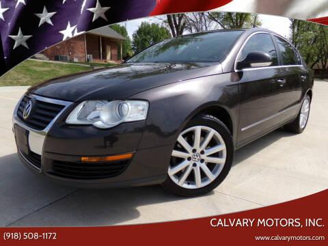 2006 Volkswagen Passat for sale at Calvary Motors, Inc. in Bixby OK