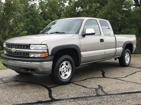 2001 Chevrolet Silverado 1500 for sale at S & L Auto Sales in Grand Rapids MI