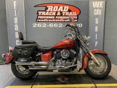 2009 Yamaha V-Star for sale at Road Track and Trail in Big Bend WI