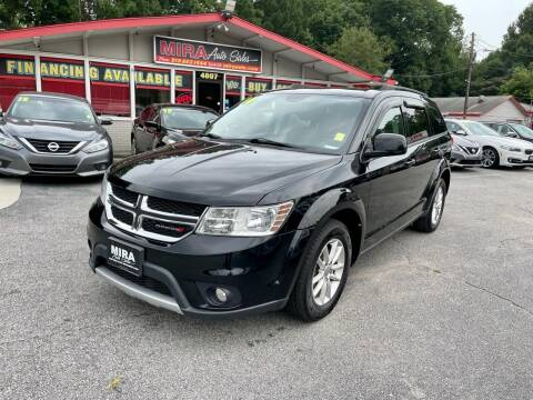 2014 Dodge Journey for sale at Mira Auto Sales in Raleigh NC