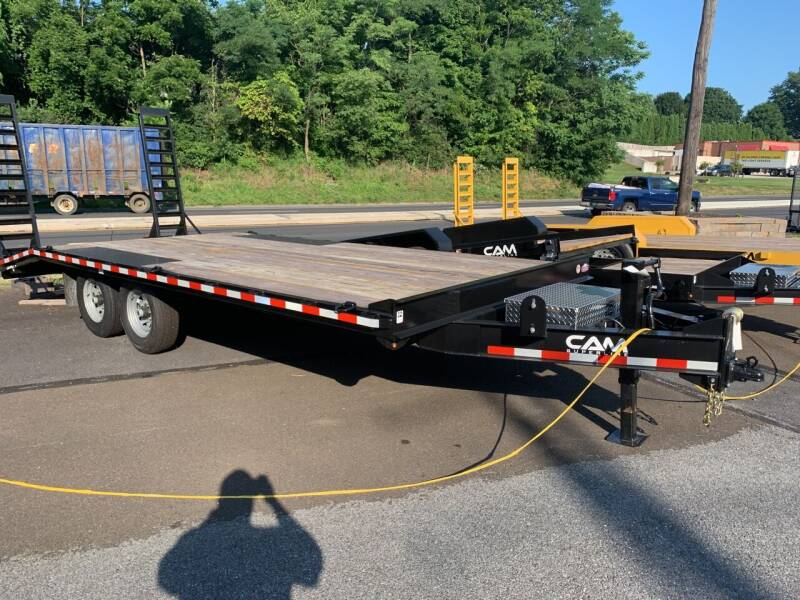 2020 Cam Superline 16+4 Deckover  for sale at Smart Choice 61 Trailers in Shoemakersville PA
