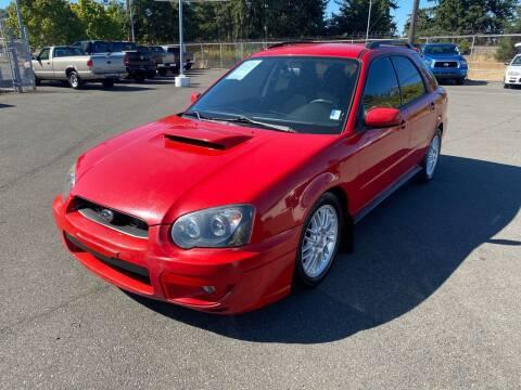 2004 Subaru Impreza for sale at Vista Auto Sales in Lakewood WA