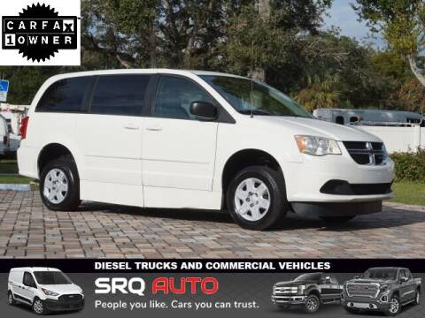 2011 Dodge Grand Caravan for sale at SRQ Auto LLC in Bradenton FL