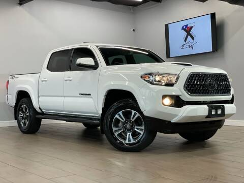 2019 Toyota Tacoma for sale at TX Auto Group in Houston TX