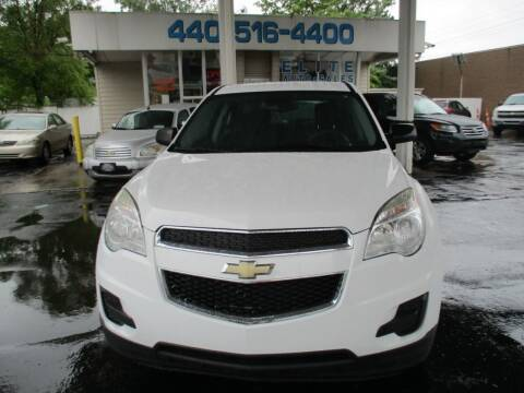 2015 Chevrolet Equinox for sale at Elite Auto Sales in Willowick OH