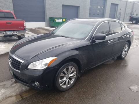 2012 Infiniti M37 for sale at The Car Buying Center in St Louis Park MN