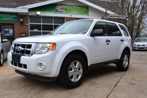 2011 Ford Escape for sale at RODRIGUEZ MOTORS LLC in Fredericksburg VA