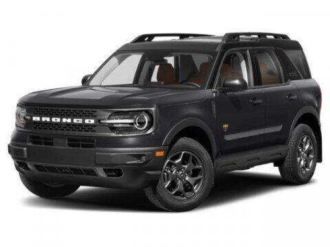 2021 Ford Bronco Sport for sale at MYFAYETTEVILLEFORD.COM in Fayetteville GA