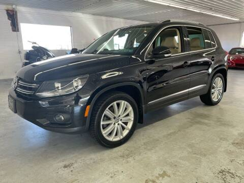 2015 Volkswagen Tiguan for sale at Stakes Auto Sales in Fayetteville PA