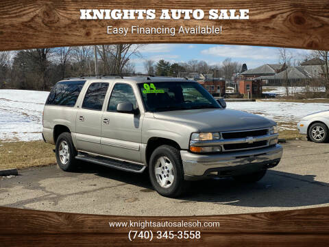 2004 Chevrolet Suburban for sale at Knights Auto Sale in Newark OH