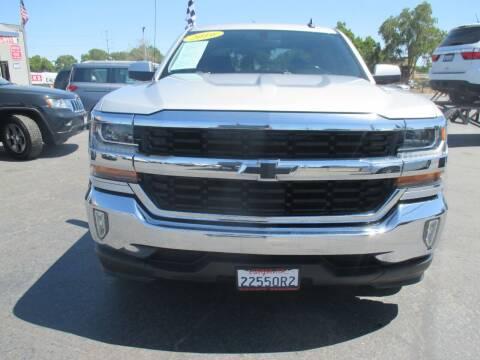 2016 Chevrolet Silverado 1500 for sale at Quick Auto Sales in Modesto CA