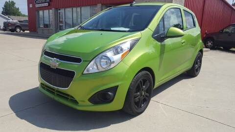 2014 Chevrolet Spark for sale at Nationwide Auto Works in Medina OH