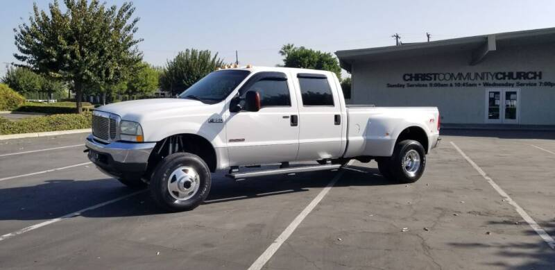 2004 Ford F-350 Super Duty for sale at Alltech Auto Sales in Covina CA