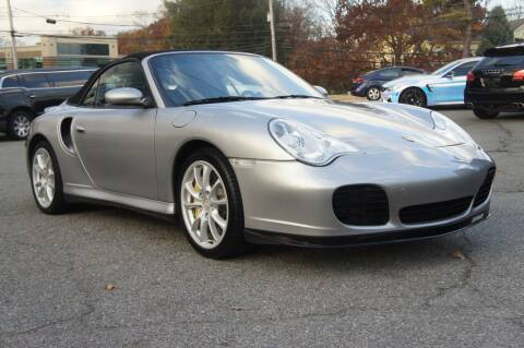 2005 Porsche 911 for sale at Zoom Auto Group in Parsippany NJ
