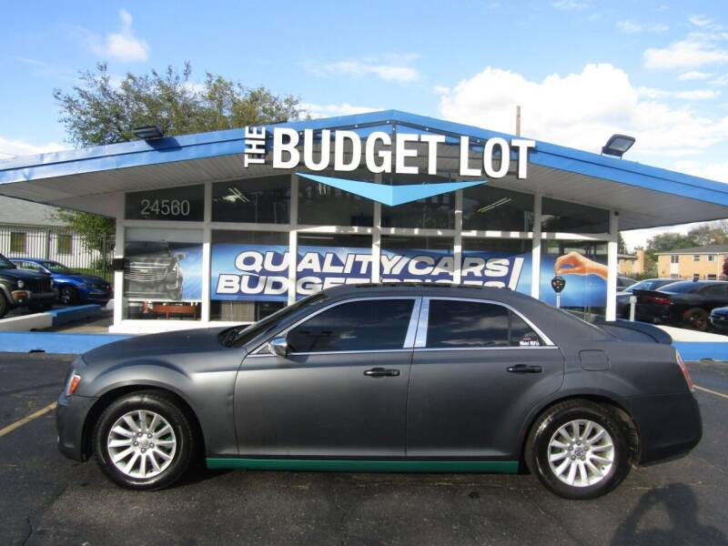 2014 Chrysler 300 for sale at THE BUDGET LOT in Detroit MI