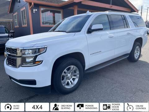 2017 Chevrolet Suburban for sale at Sabeti Motors in Tacoma WA