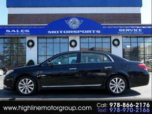 2011 Toyota Avalon for sale at Highline Group Motorsports in Lowell MA