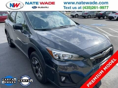 2018 Subaru Crosstrek for sale at NATE WADE SUBARU in Salt Lake City UT