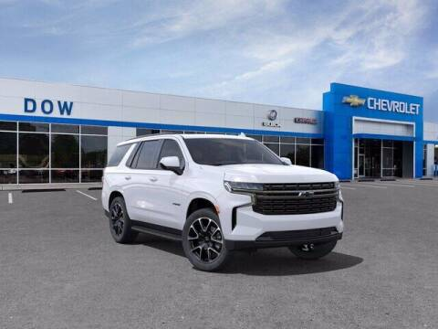 2021 Chevrolet Tahoe for sale at DOW AUTOPLEX in Mineola TX
