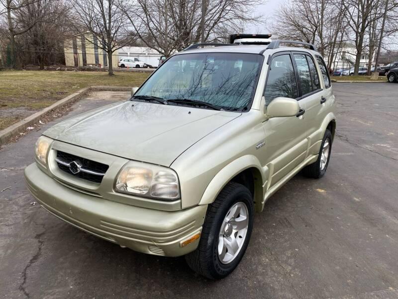 1999 Suzuki Grand Vitara for sale at Car Plus Auto Sales in Glenolden PA