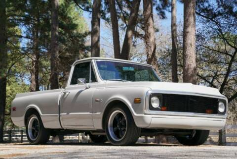1972 Chevrolet C/K 10 Series for sale at Classic Car Deals in Cadillac MI