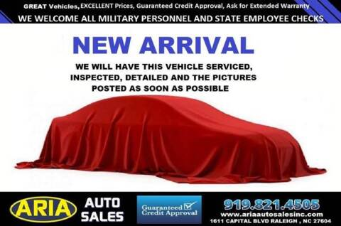 2011 Infiniti EX35 for sale at ARIA  AUTO  SALES in Raleigh NC