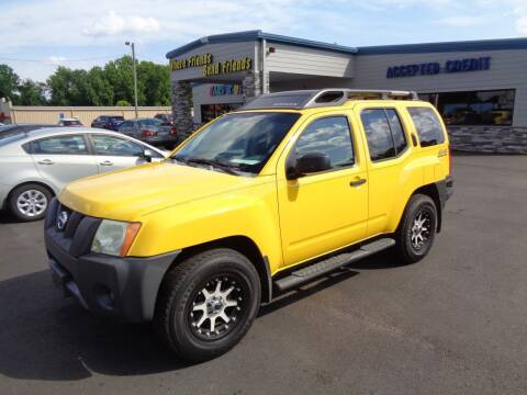 2006 Nissan Xterra for sale at KARS R US of Spartanburg LLC in Spartanburg SC