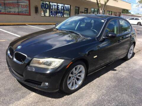 2011 BMW 3 Series for sale at Top Garage Commercial LLC in Ocoee FL