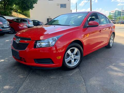 2014 Chevrolet Cruze for sale at Real Auto Shop Inc. in Somerville MA