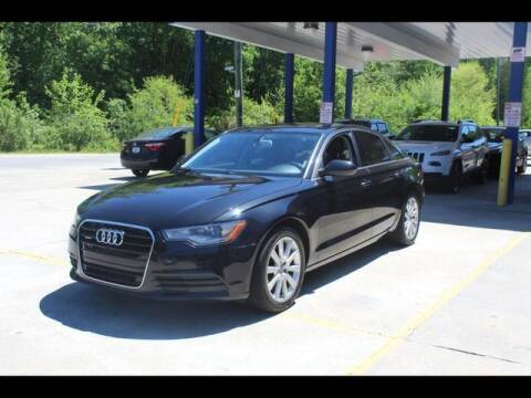 2015 Audi A6 for sale at Inline Auto Sales in Fuquay Varina NC